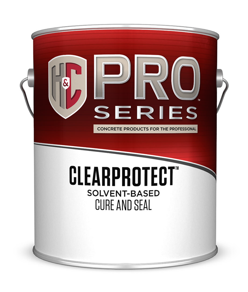 CLEARPROTECT™ CURE AND SEAL SOLVENT-BASED
