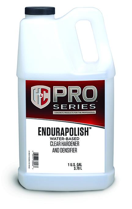 Endurapolish Clear Liquid Hardener Amp Densifier Concrete