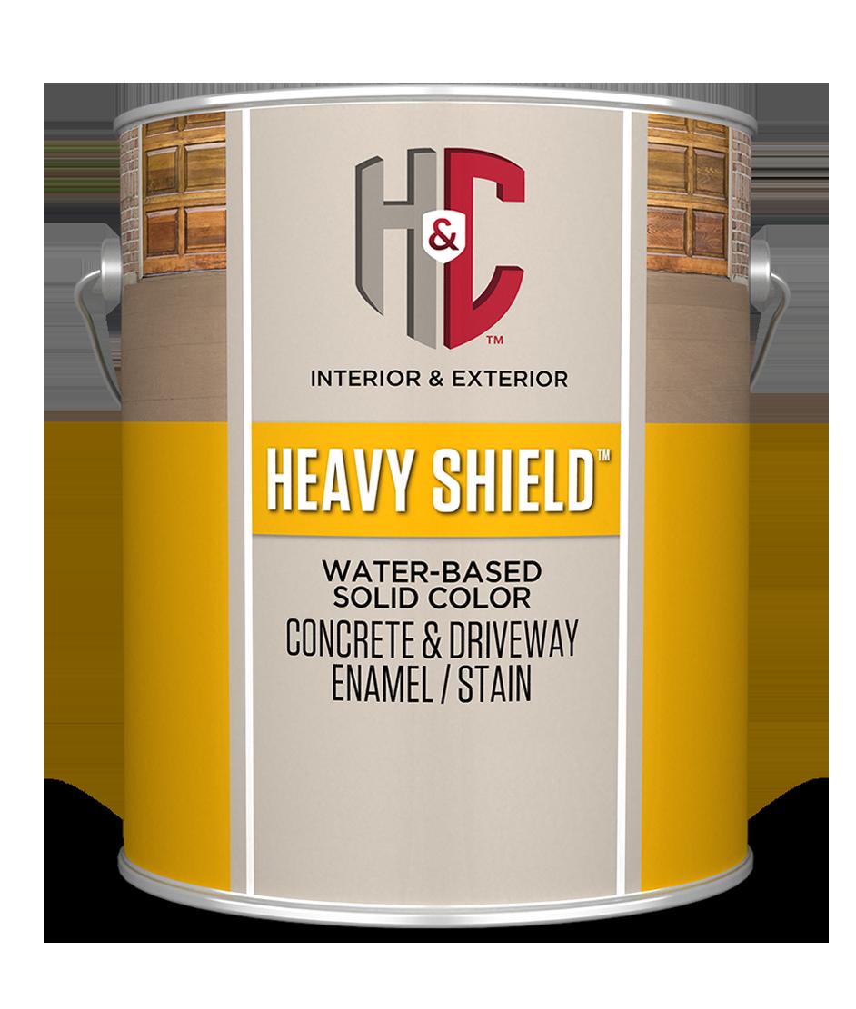 HEAVY SHIELD™ ENAMEL/STAIN