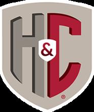 H&C® Concrete Logo